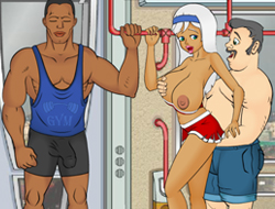 Попутчик в поезде 2 играть
