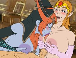 Легенда о Зельде - Сумеречный секс играть