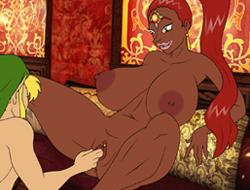 Легенда о Зельде - Песня секса играть
